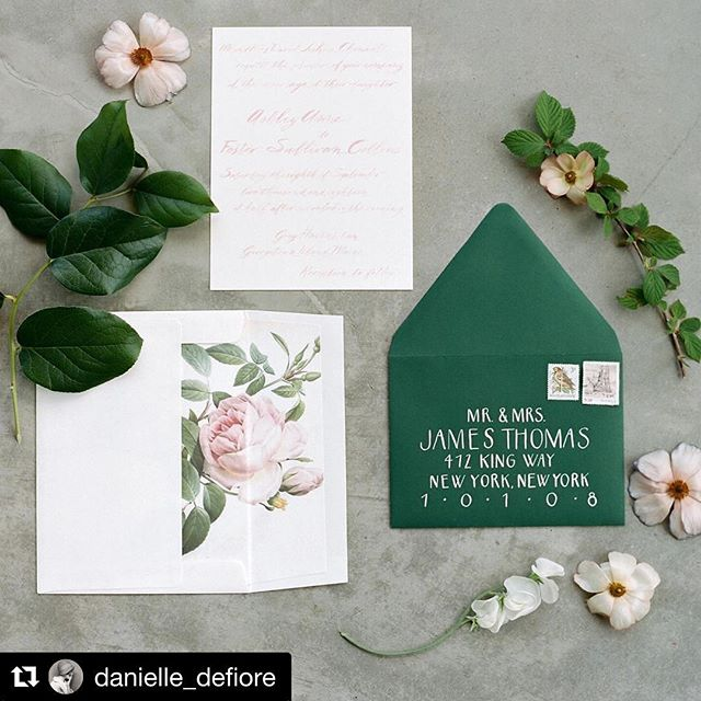 #Repost @danielle_defiore (@get_repost) ・・・ Pretty paper details styled by @naturesgracedesign with @aspens_and_inks @bellafigura @flexxproductions #invitations #filmphotography #paper
