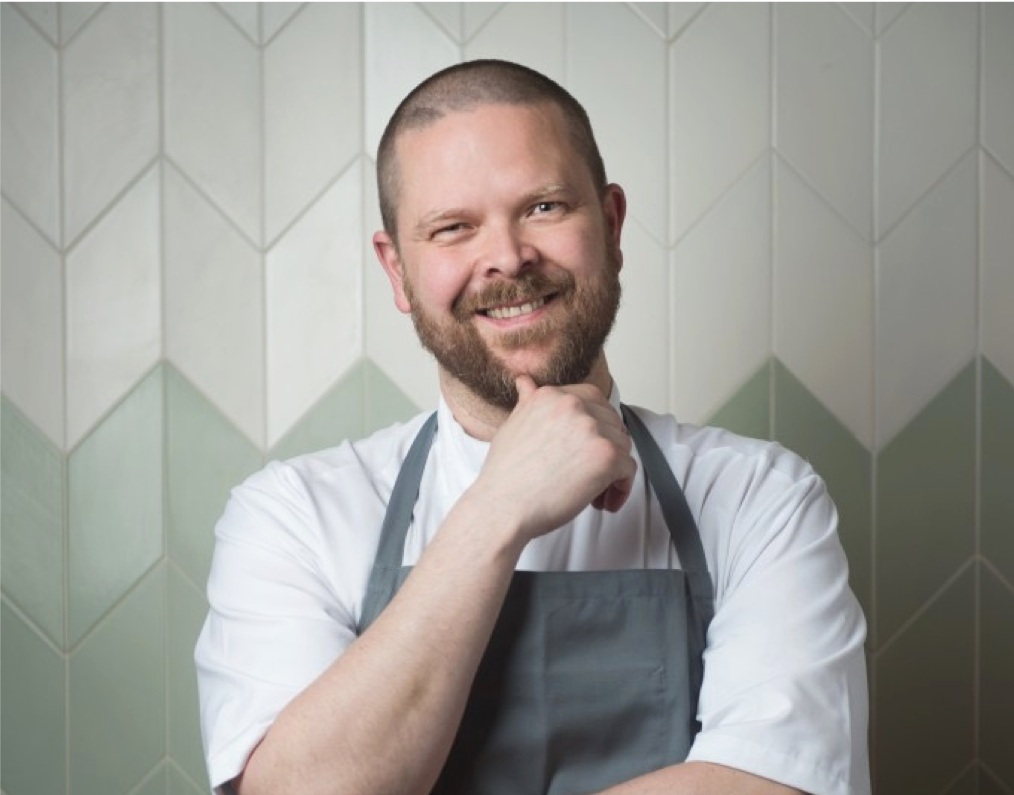 Gunnar Gíslason - Executive Head Chef of Agern restaurant in NYC and owner of Dill restaurant in Reykjavík, which has won Iceland's
