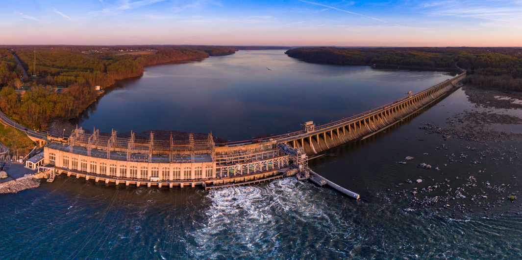 Conowingo Dam - Cecil & Harford Counties, Maryland