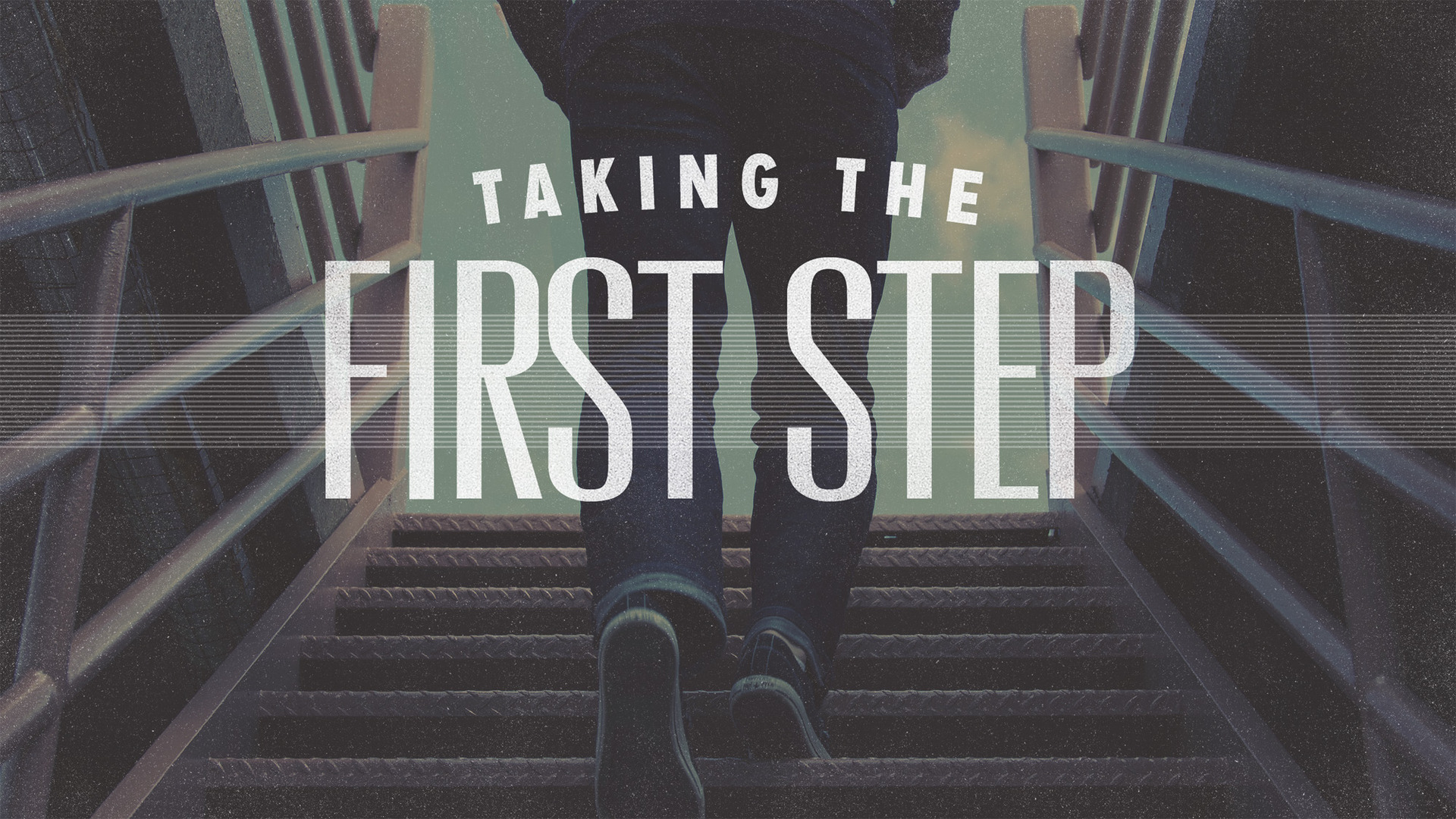 Step 1: First Step - First Step is the first of the Next Steps classes. It provides an introduction to Journey - who we are and what we're all about. Whether you're new to the faith or just new to Journey, this is where you want to begin.First Step is held the first Sunday of every month in the Family Room at 12:30. It is also available online. Click the button below to get started.