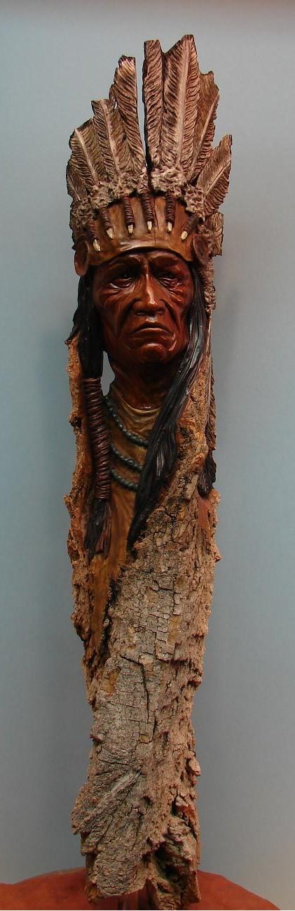 Cottonwood Bark $900.00 (SOLD)