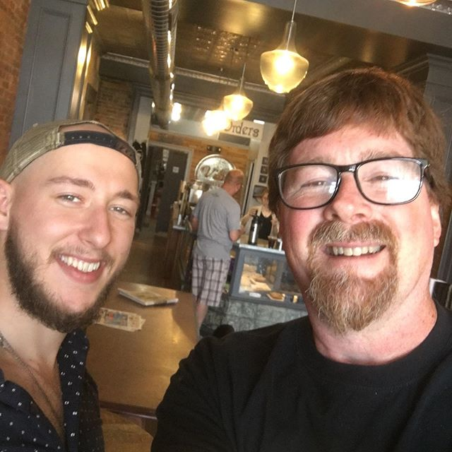 Great to hear what God's doing in this guy's life and to hear about the doors God is opening up in his music ministry and career! Great to talk to you today @forrest_s_music!