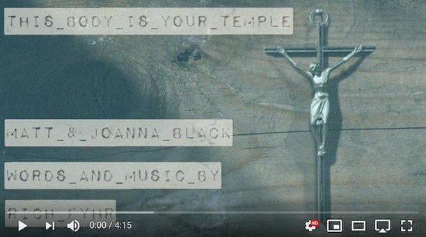 What is true worship? New lyric video on youtube!