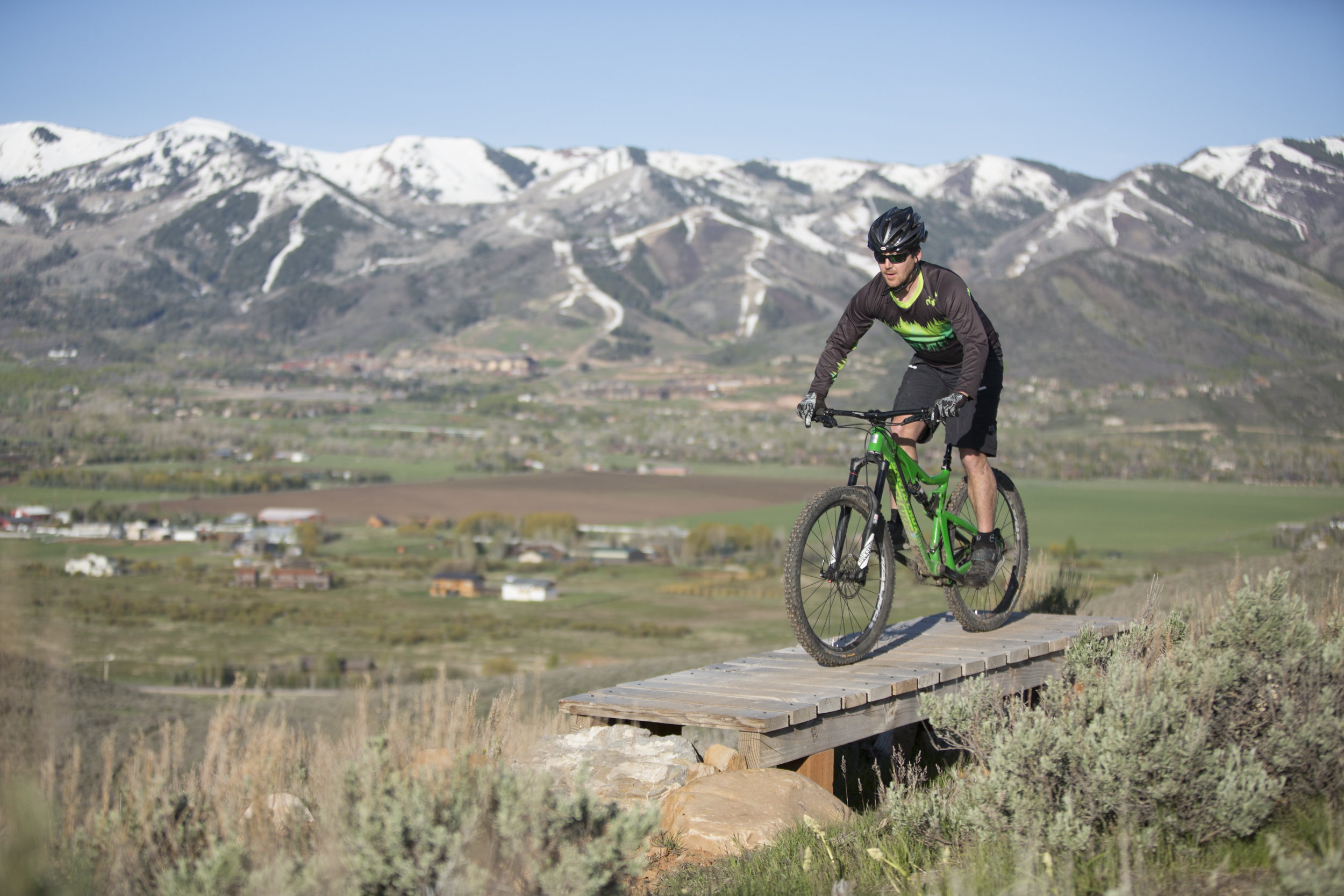 Donald West, Owner of Wasatch Trails Company
