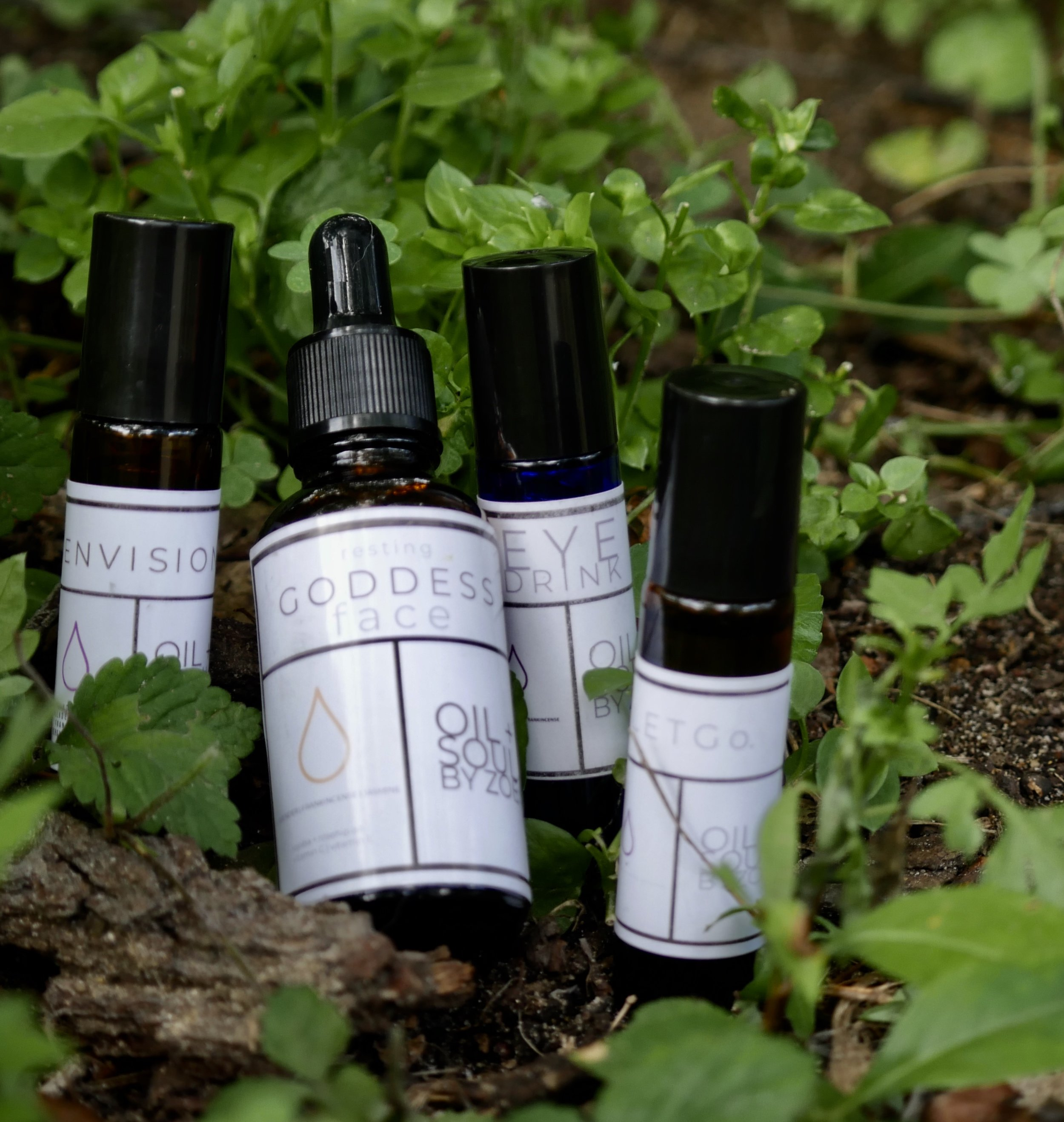 Oil+Soul by ZOE - 100% organic skincare elixirs