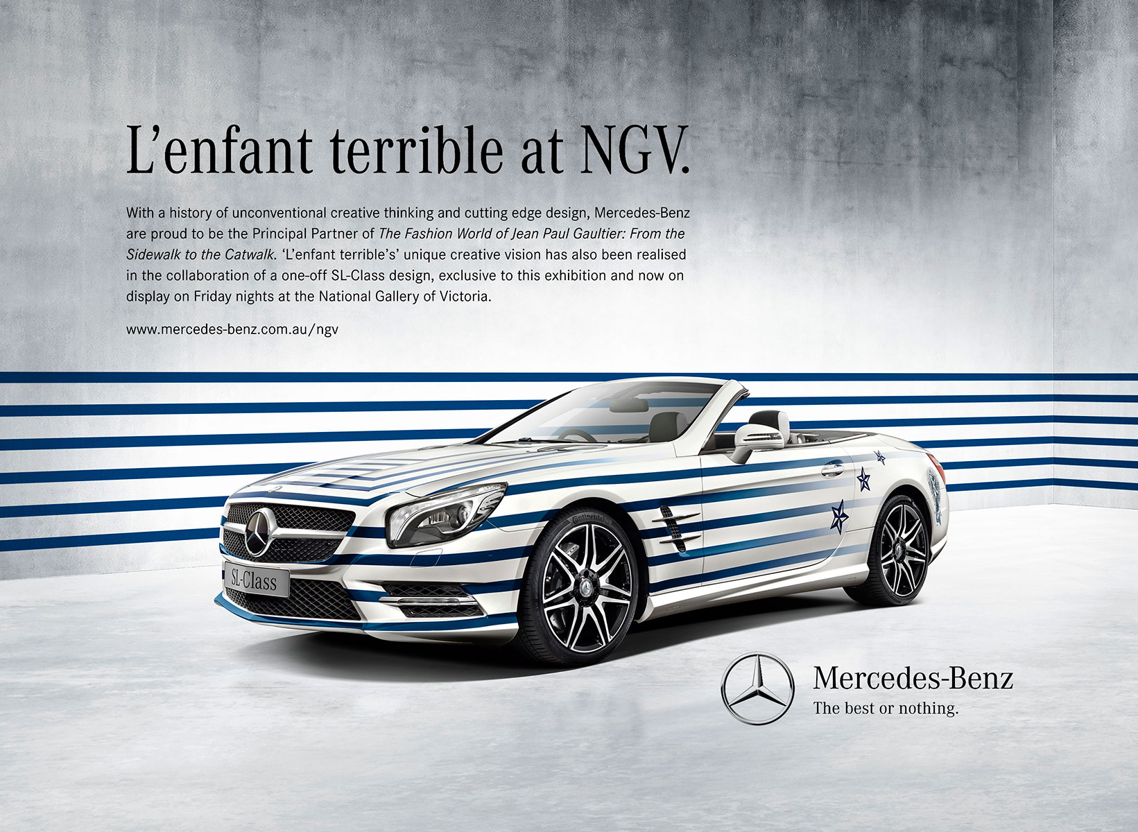 Mercedes_L'enfant terrible at NGV