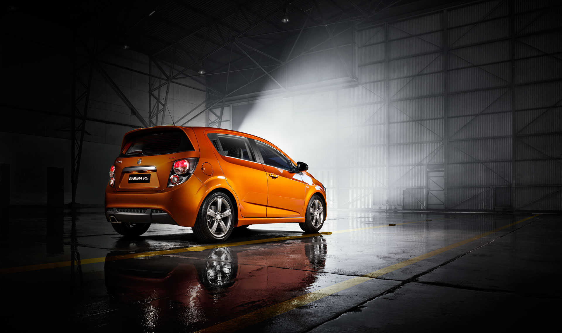 Holden Barina RS