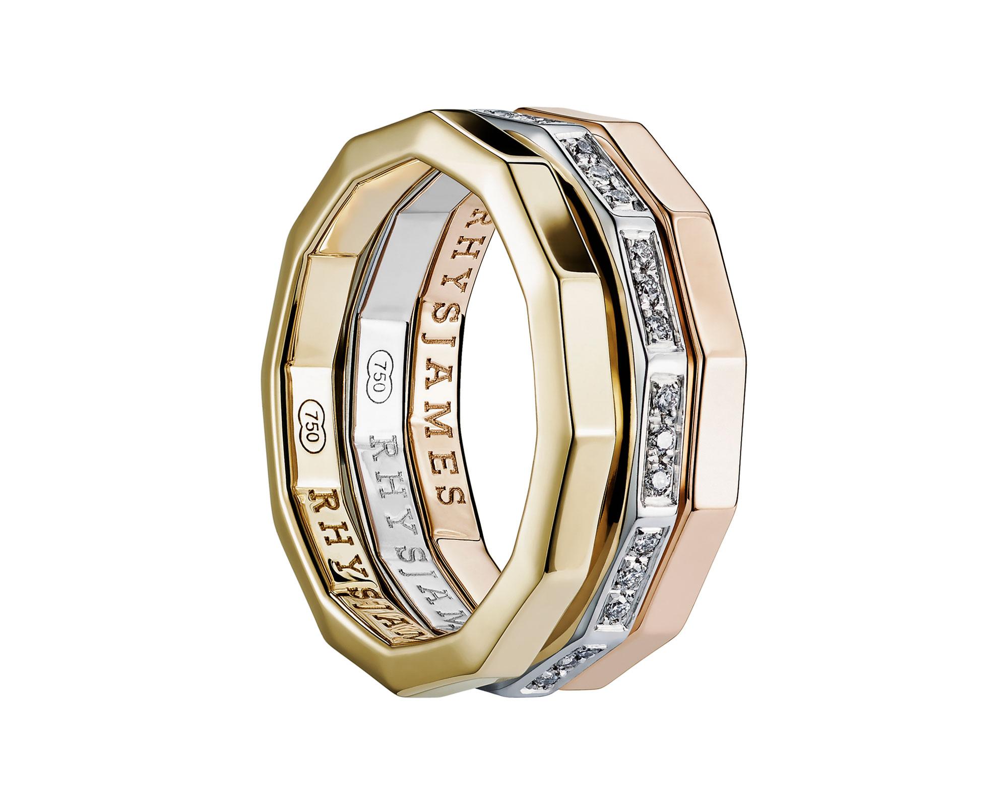 Voyager Rings
