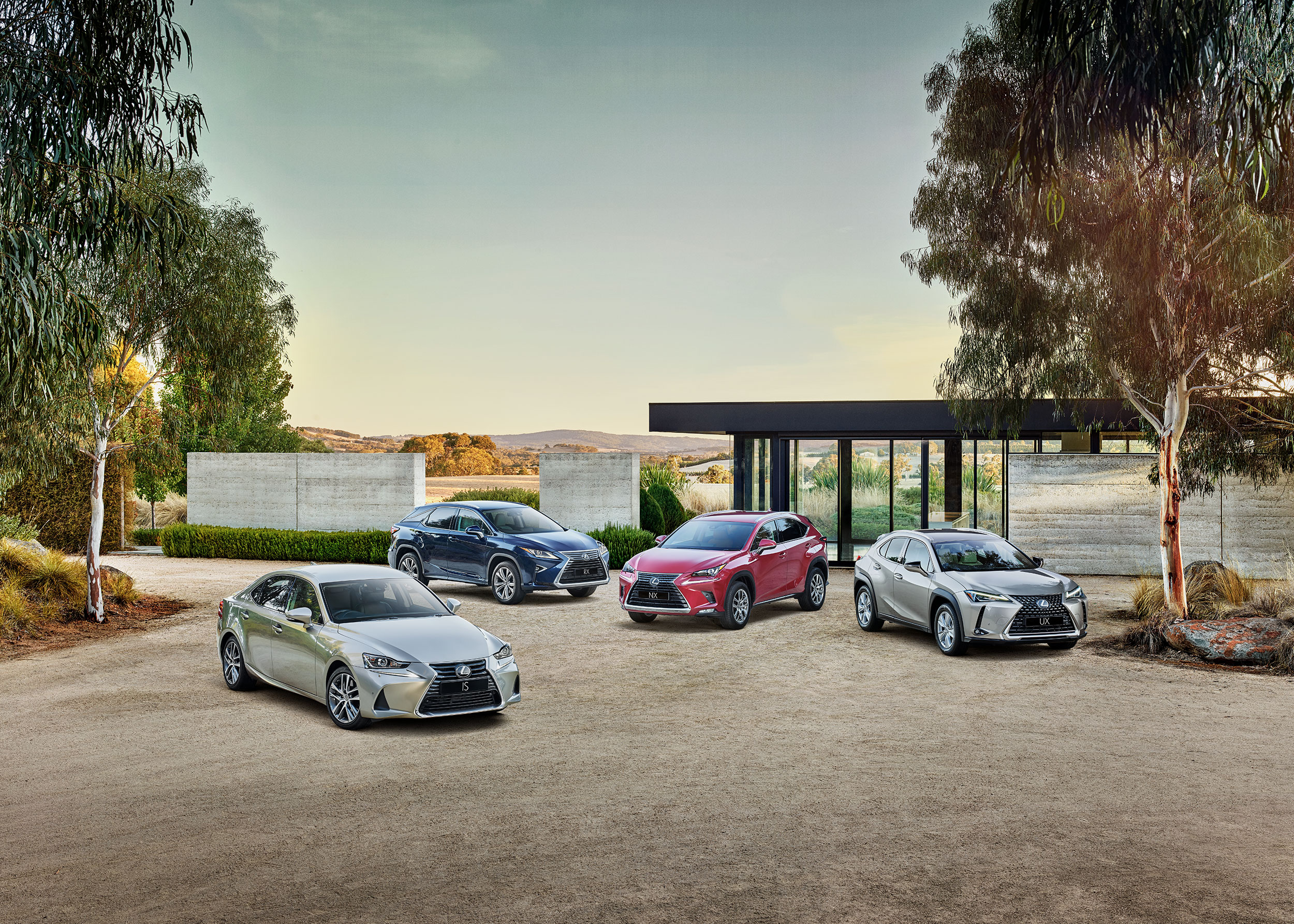 Lexus - 'End of Financial Year Event'