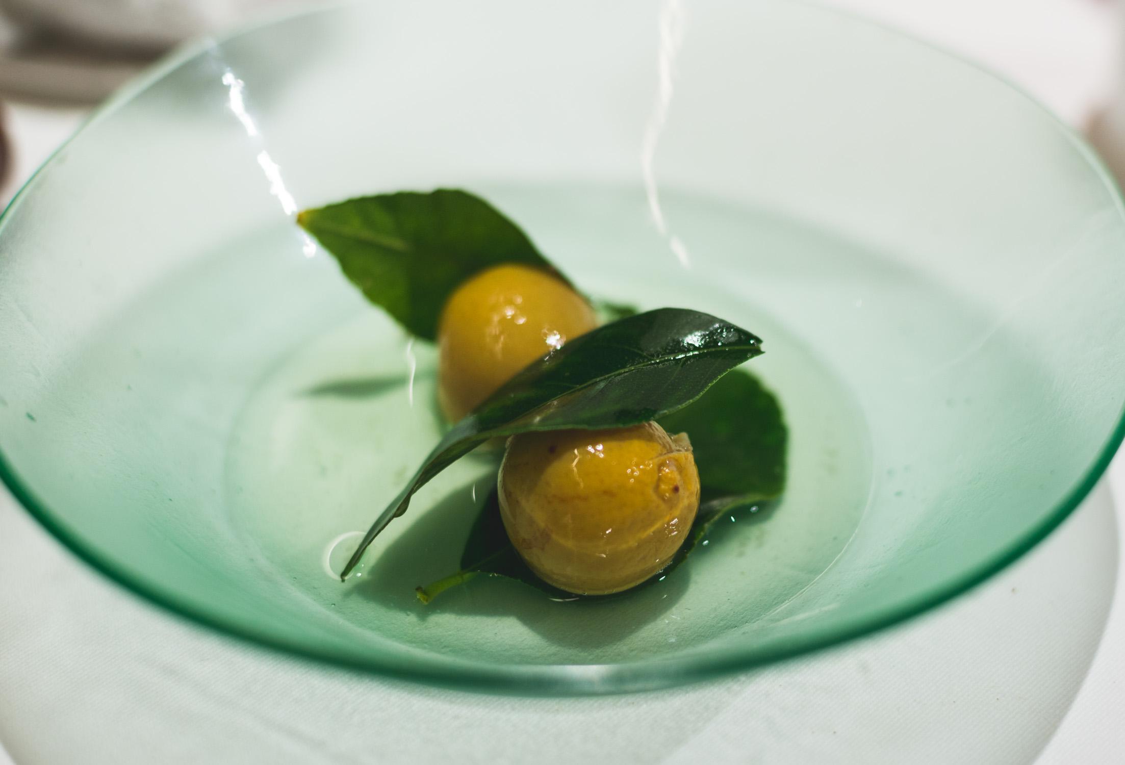Lemon Oysters