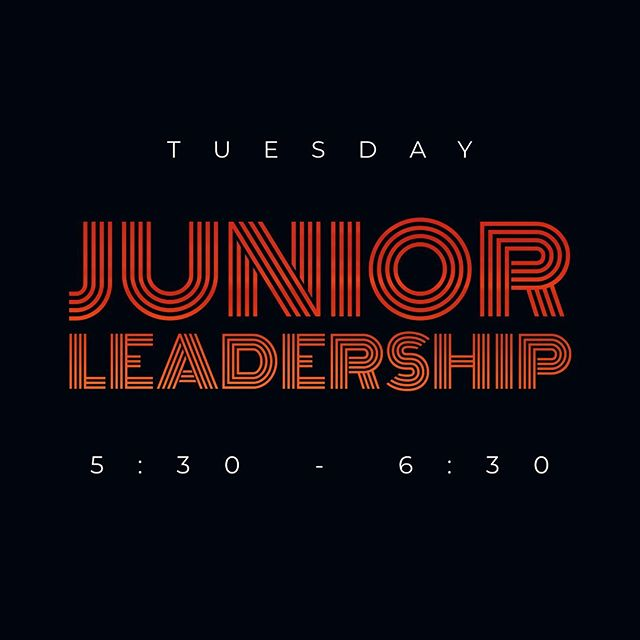 Junior Leadership program starts tomorrow at Faith Church! Class will be from 5:30 to 6:30!  #juniorleadership #growingleaders #faithchurch #81standmemorial #southtulsachurch