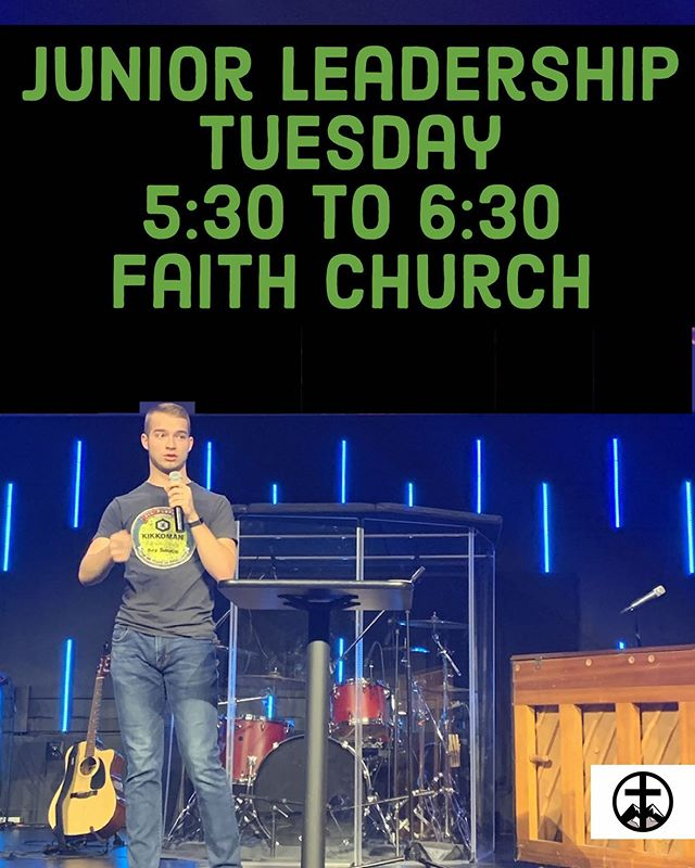 Junior Leadership is tonight! Don't miss this opportunity to learn and go deeper with Christ!  #juniorleaders #grow #learn #serve #tulsafaith #southtulsachurch #momentvm #youthministry