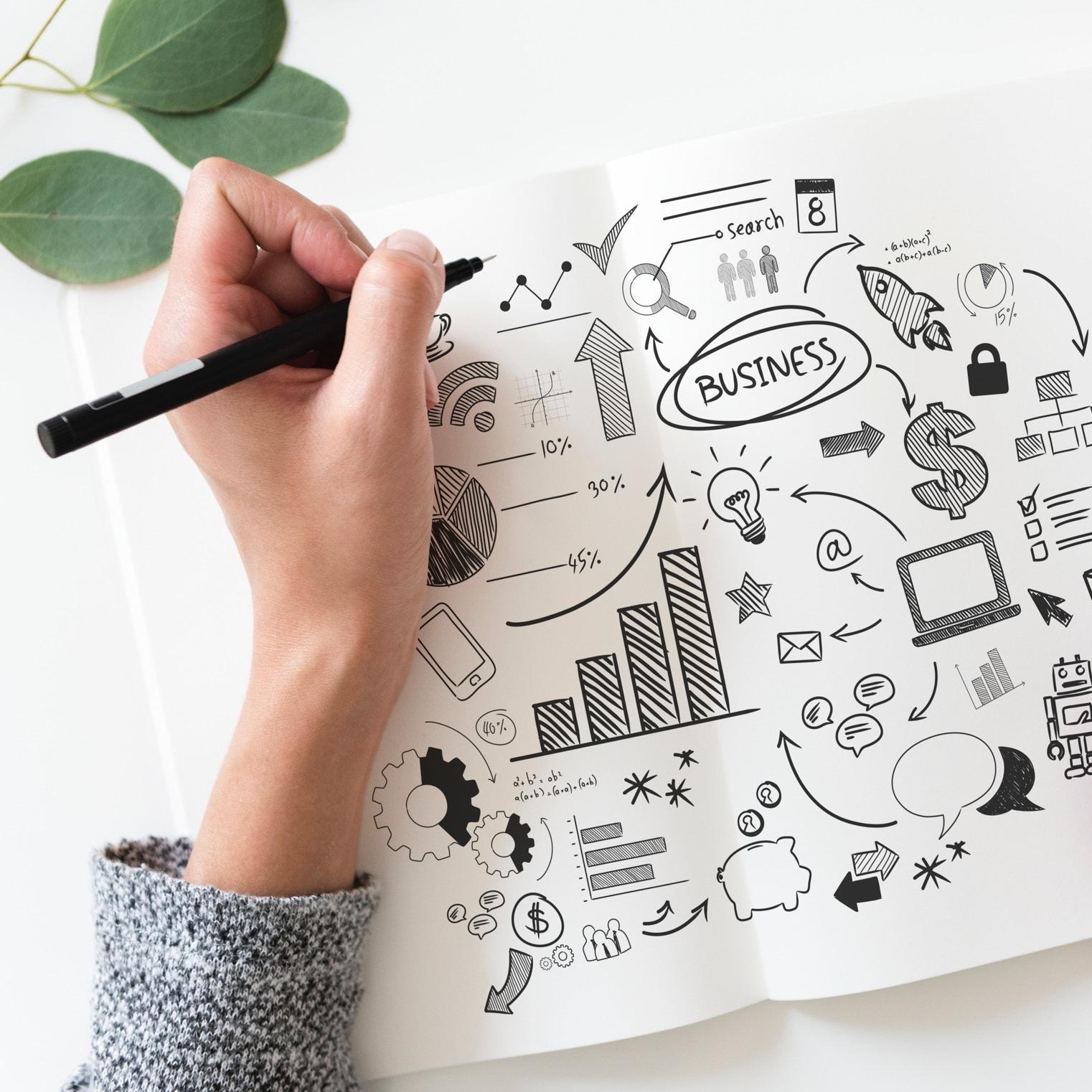Strategy, sitemaps & information architecture -
