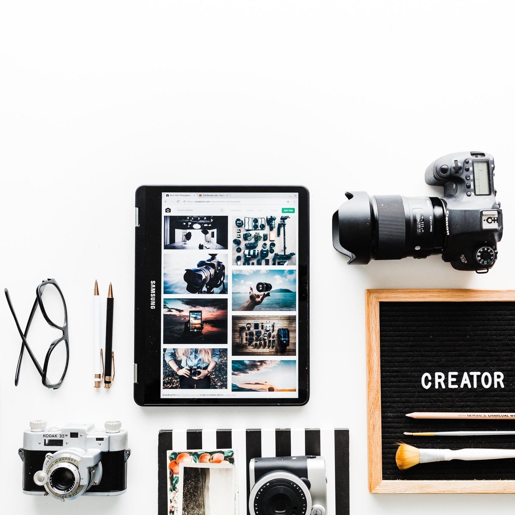 Creating a good website -