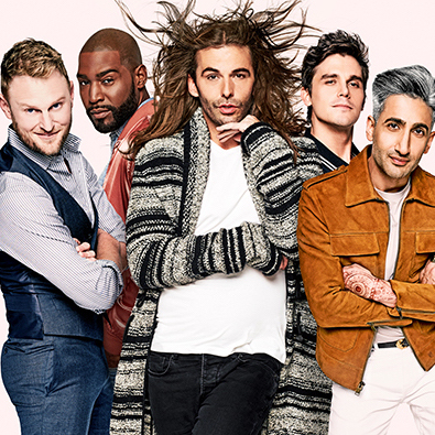 Beauty Lesson's From Queer Eye's Jonathan Van Ness -