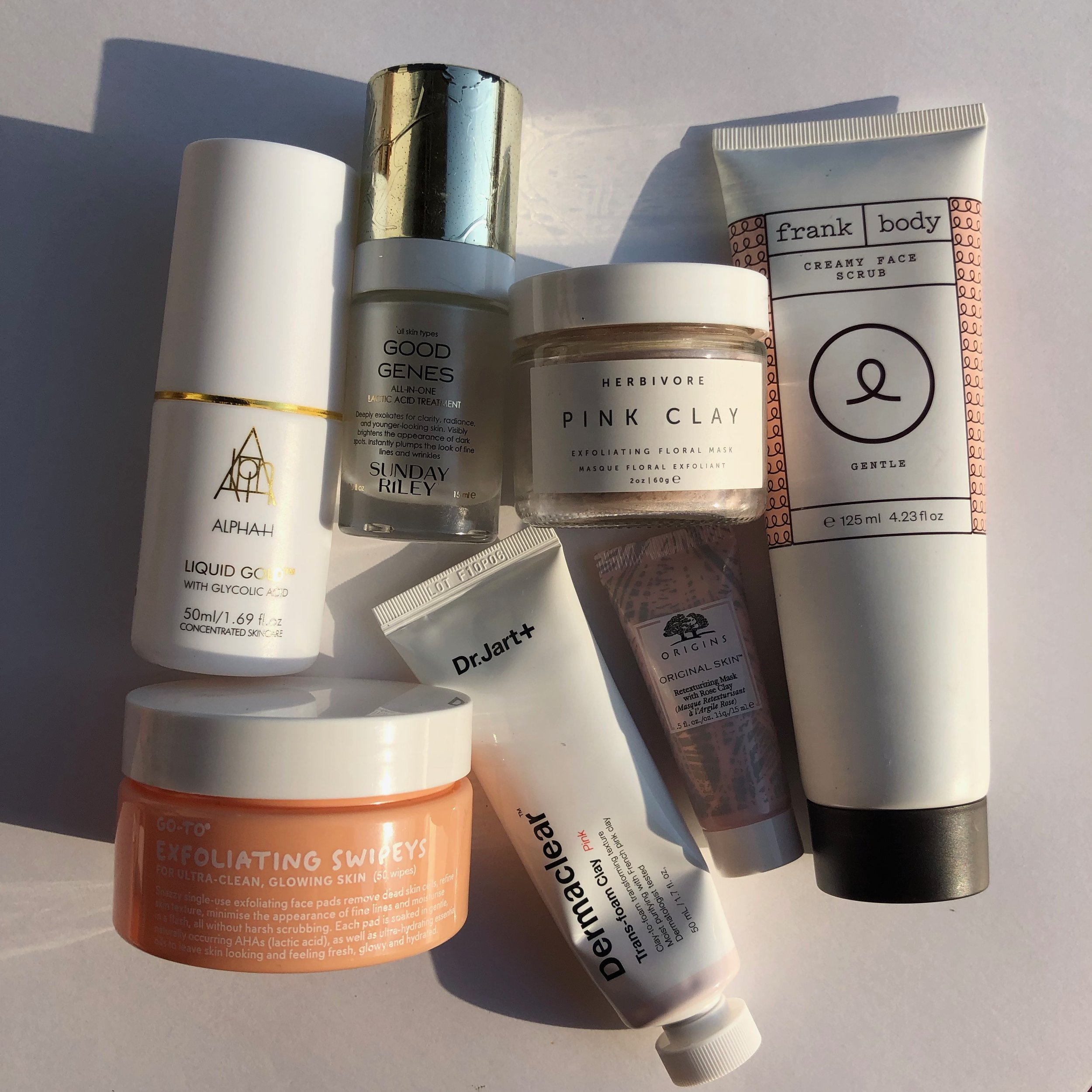 Content Strategy:The Exfoliator - Rejuvenate those skin cells for optimal growth.