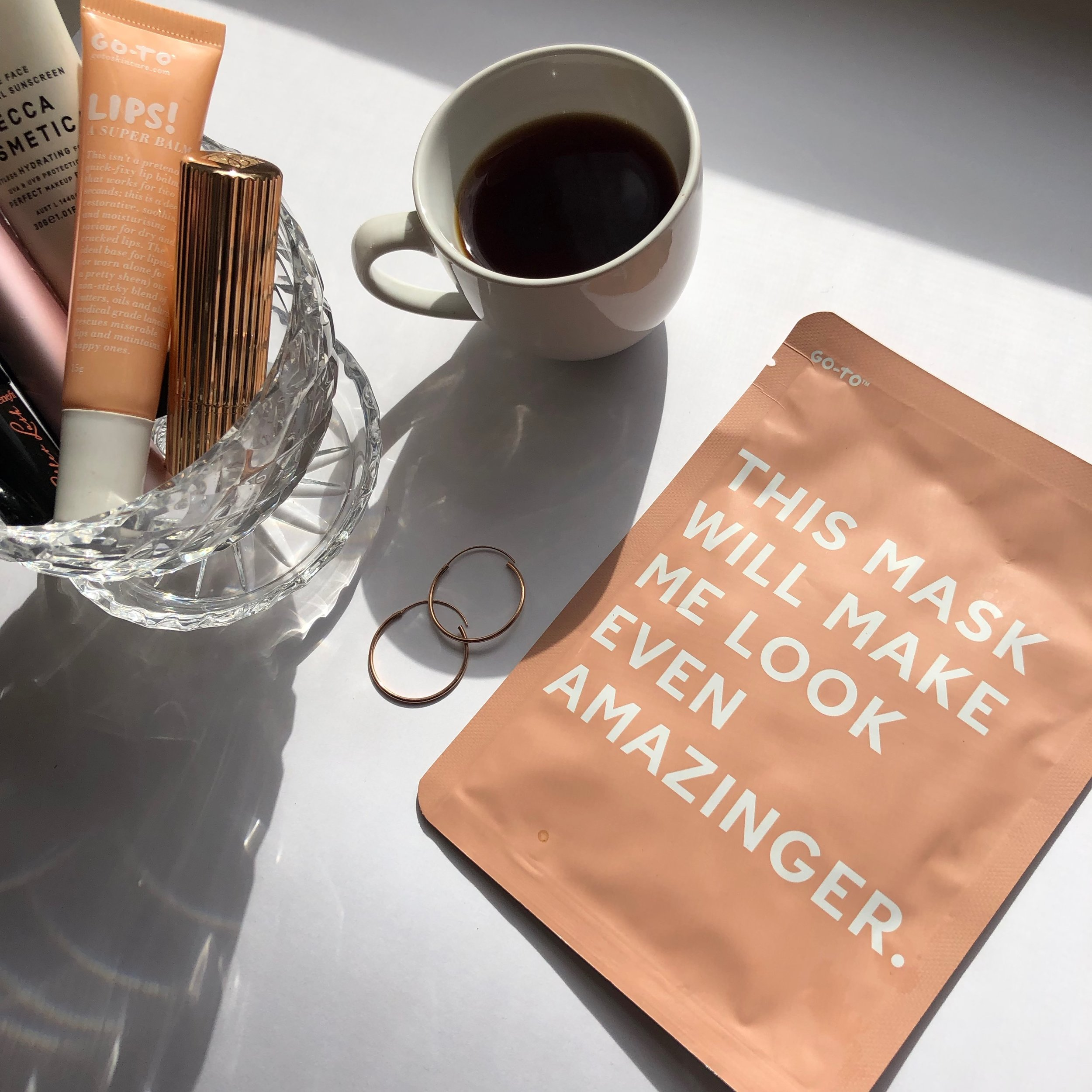 Social Media Copy:The Sheet Mask - It's now a staple in your routine.