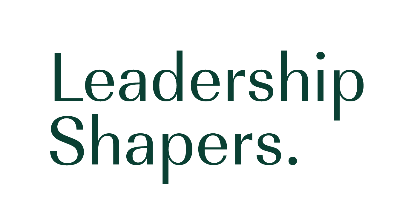 Leadership Shapers Website contenT -