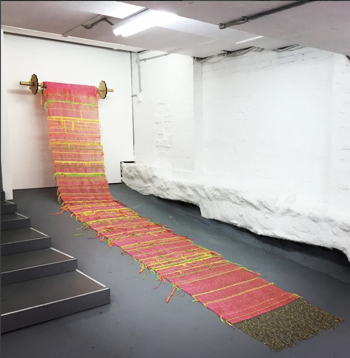 'The Fates'_size varies_installation shot_2018_Helen Amanatiadis