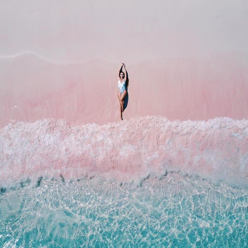 Pink Beach, Komodo National Park, Flores