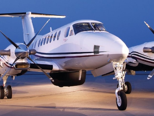 Private Jet Charter -