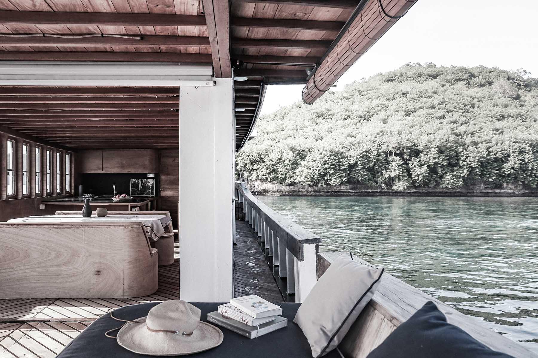 Splendour boat - coffee time.jpg