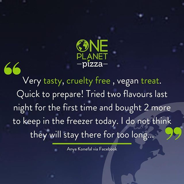 🍕What can we say, Anya, you're making us blush  😋If you're in the market for a new slice in your life, look no further than the freezer. Grab yourself some delicious vegan pizzas today, and fall for us, just like Anya here.   👆Shop via Ocado now. Link in bio!  #LoveAtFirstSlice #Slice #Review #Ocado #Pizza #OnePlanetPizza #OPP #VeganPizza #Pizza #PizzaLover #PizzaIsLife #Vegan #PlantBased #VeganFood #Vegans #VeganForTheEnvironment #VeganCheese #Vegan #VeganFoodPorn #Foodie #PizzaTime #PizzaParty #FrozenPizza #Delicious #VeganTreat #TryVegan #PlantBasedDiet