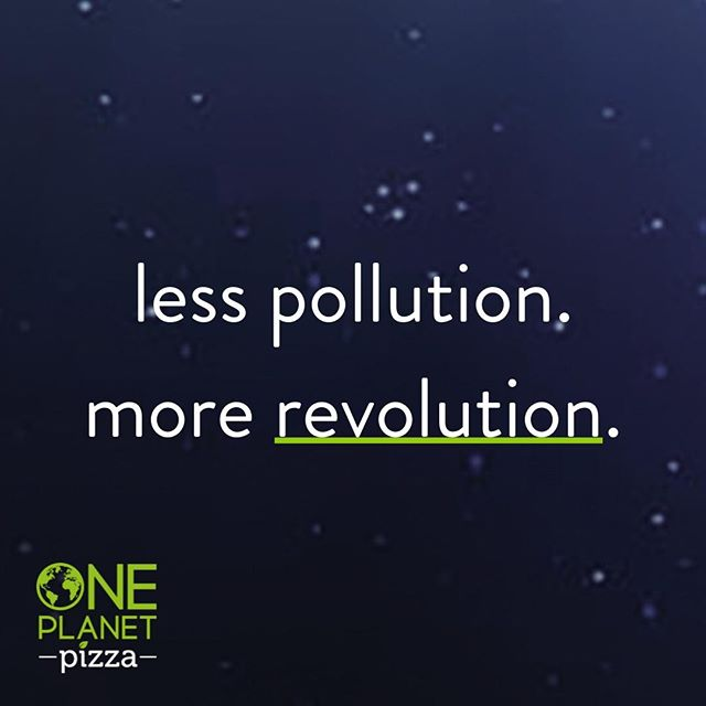 👆Less Pollution. More Revolution.   🛒Shop the pizza which is helping make waves towards a more sustainable future world. The One Planet Pizza.   #Pizza #OnePlanetPizza #OPP #VeganPizza #Pizza #PizzaLover #PizzaIsLife #Vegan #PlantBased #VeganFood #Vegans #VeganForTheEnvironment #VeganCheese #Vegan #VeganFoodPorn #Foodie #PizzaTime #PizzaParty #FrozenPizza #Delicious #VeganTreat #TryVegan #PlantBasedDiet #Revolution #EnvironmentalRevolution #Environmental #Sustainable #EatSustainable 