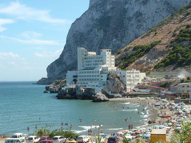 The Caleta Hotel, Gibraltar