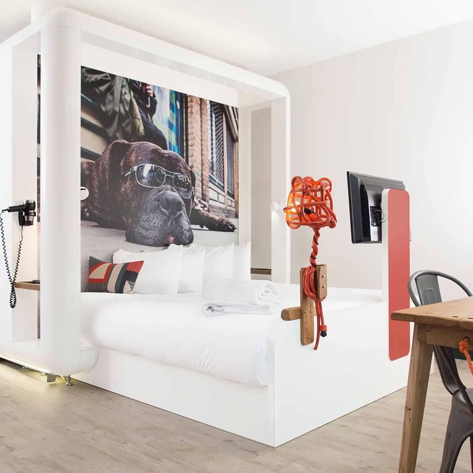 Qbic Hotels UK & Amsterdam
