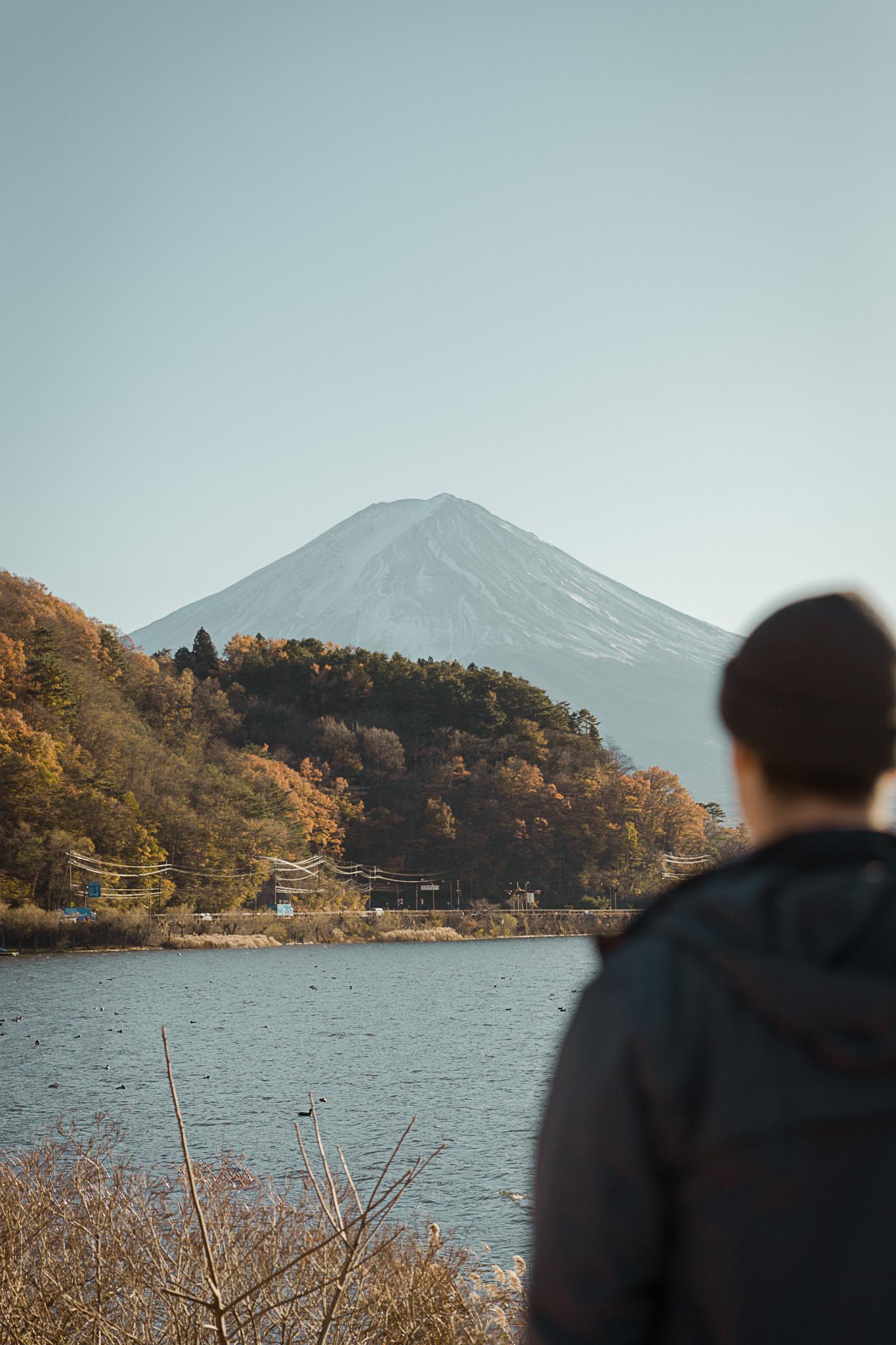 Mount Fuji, Tokyo Japan