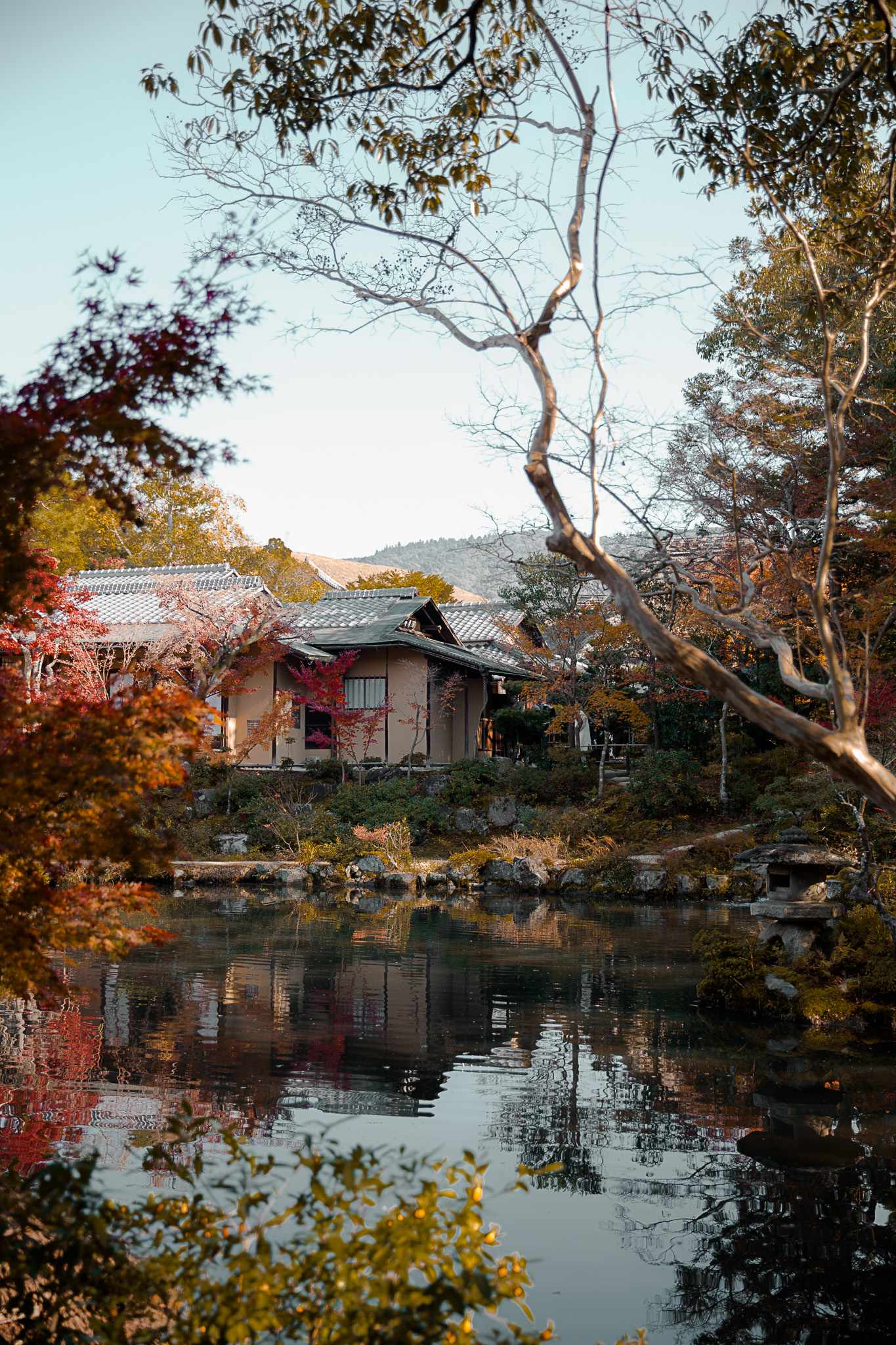isuien-garden-nara-japan