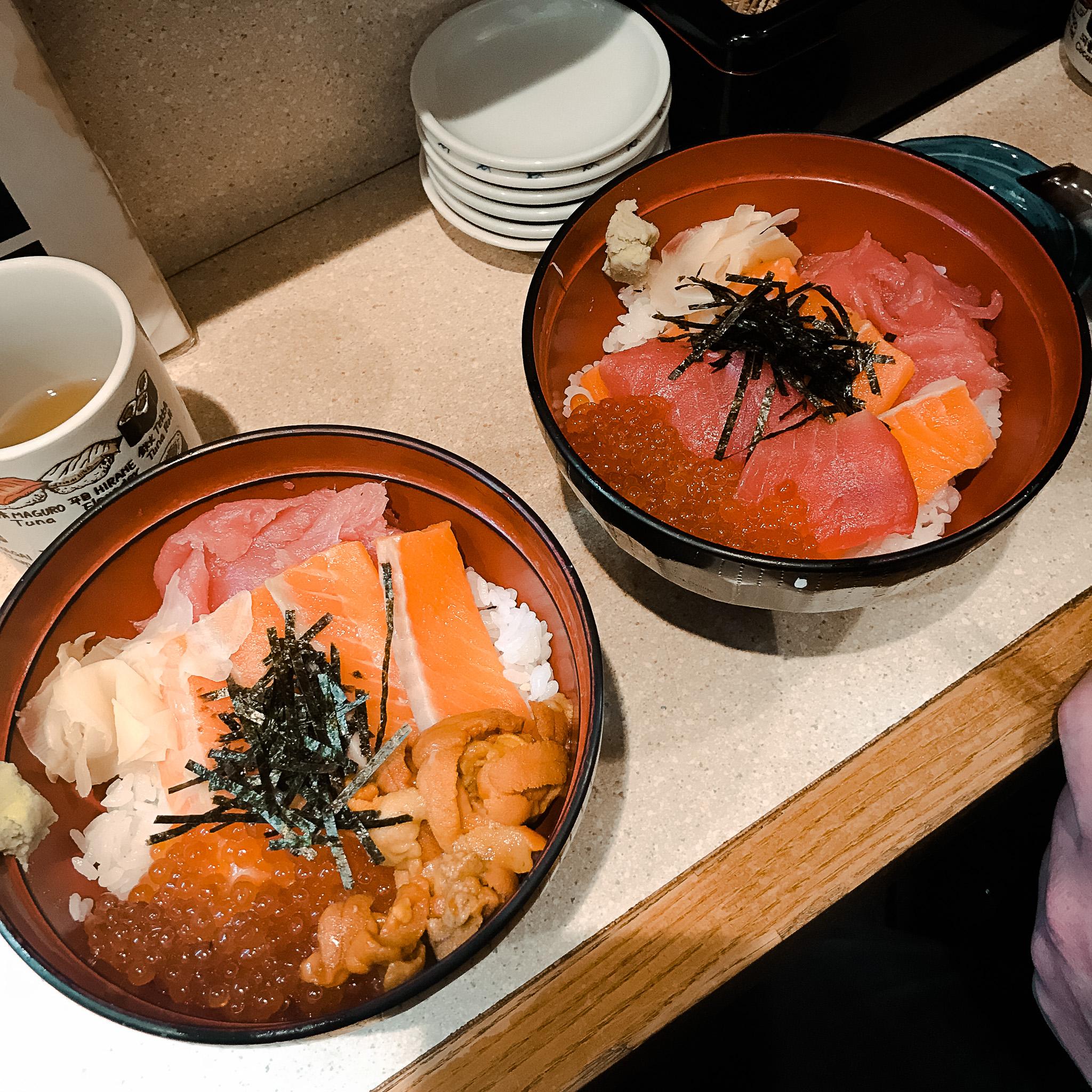 Sushidai Tsukiji Fish Market