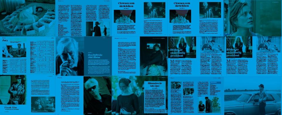 Läs vårt magasin om film   Filmrutan      Prenumerera