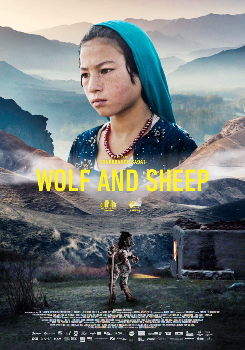 Wolf and Sheep (Afghanistan, 2016)