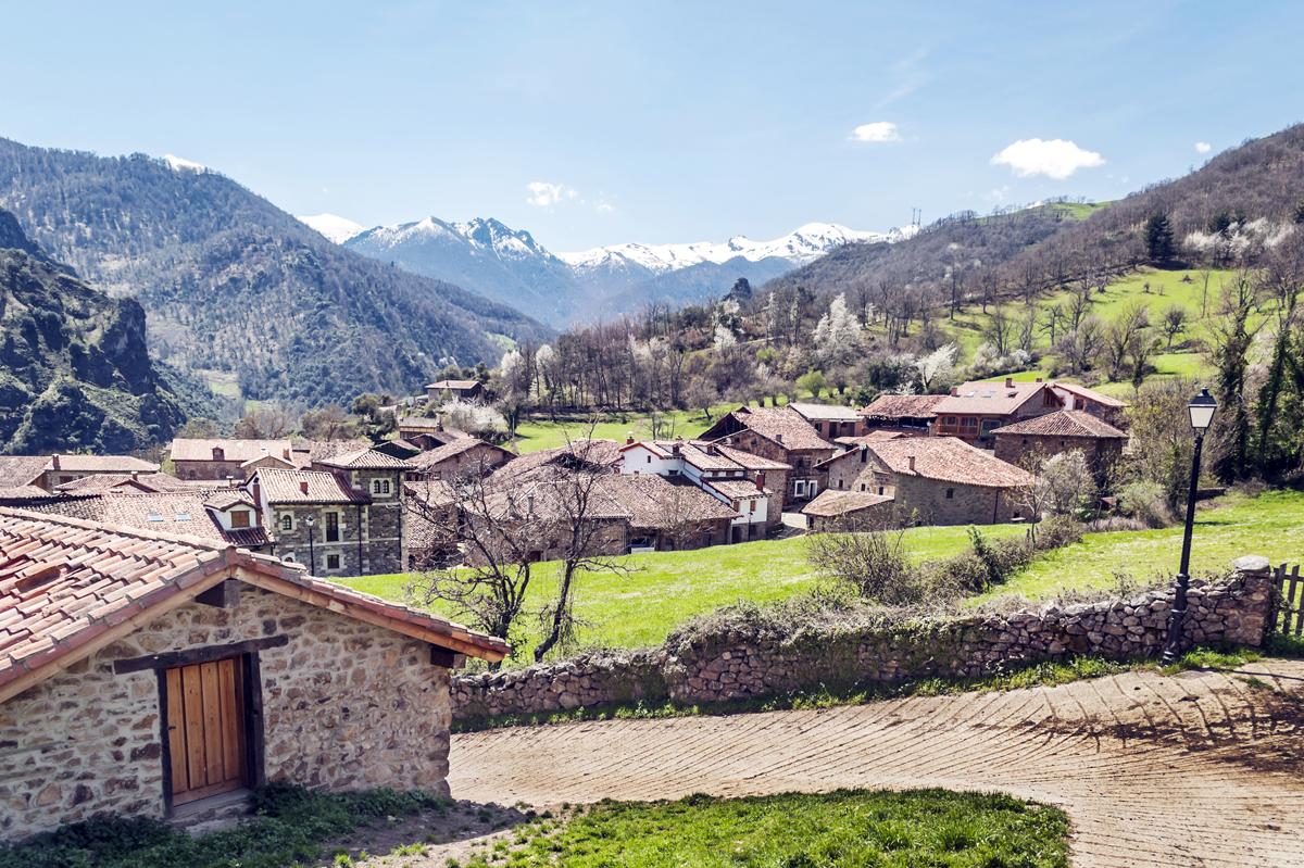 Mogrovejo, Liébana (Cantabria)