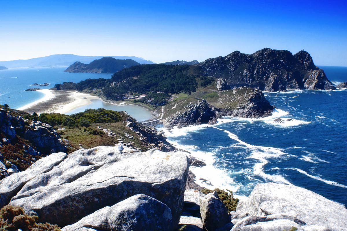 Qué ver en Galicia. Islas Cíes (Pontevedra)