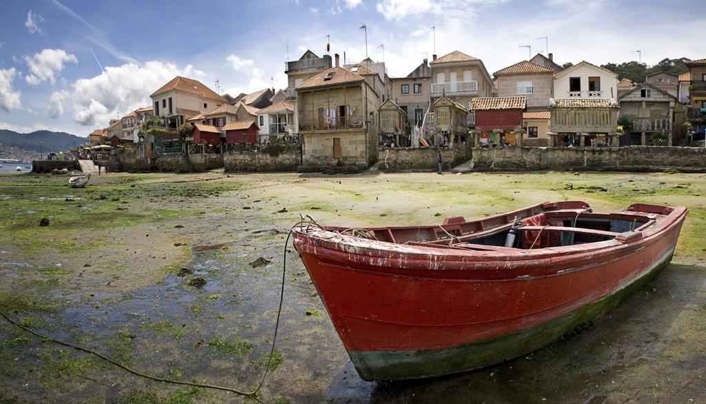 Qué ver en Galicia. Combarro, Pontevedra.