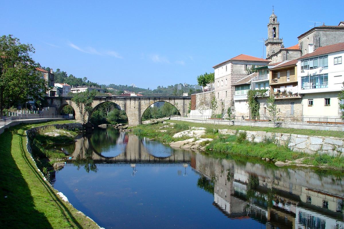 Qué ver en Galicia. Ribadavia, Ourense.