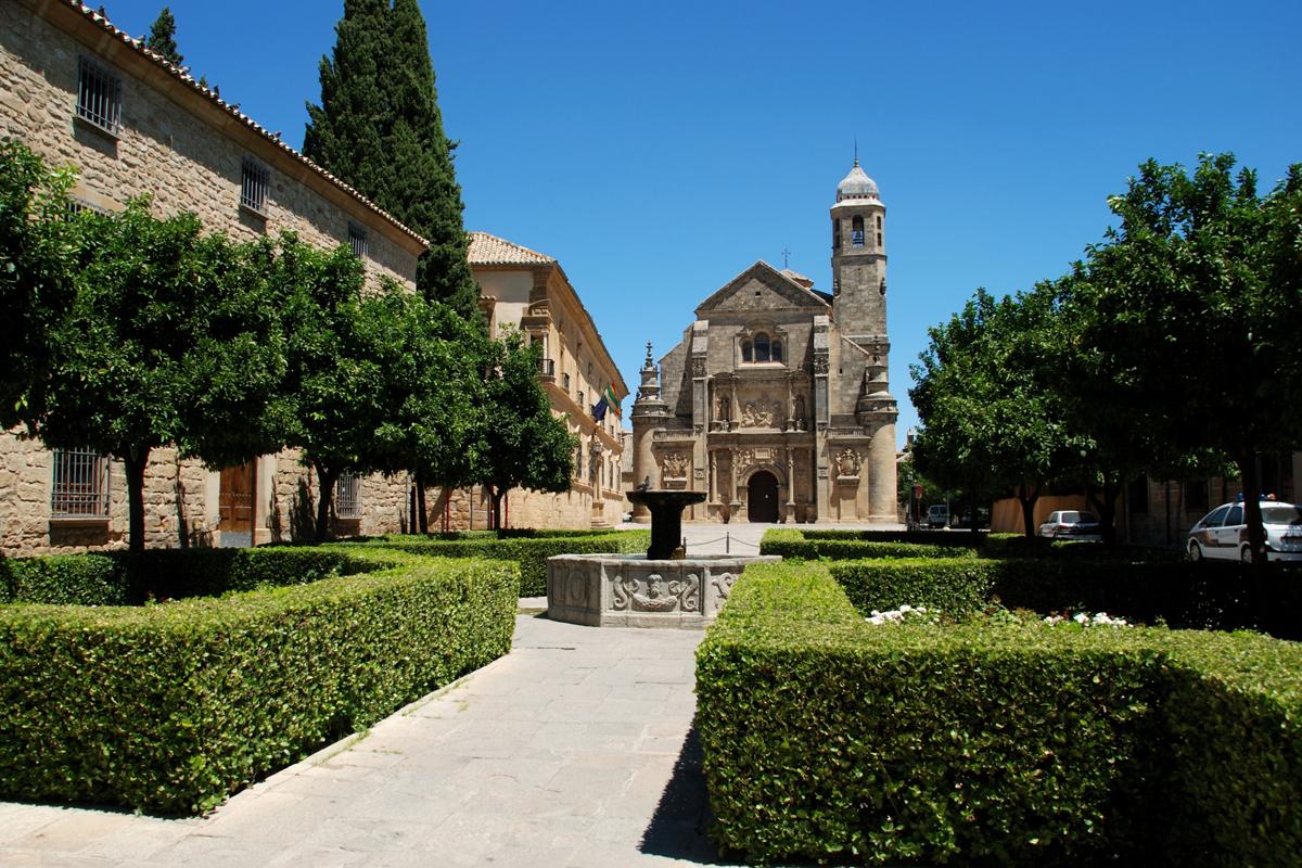 Plaza Vázquez de Molina.