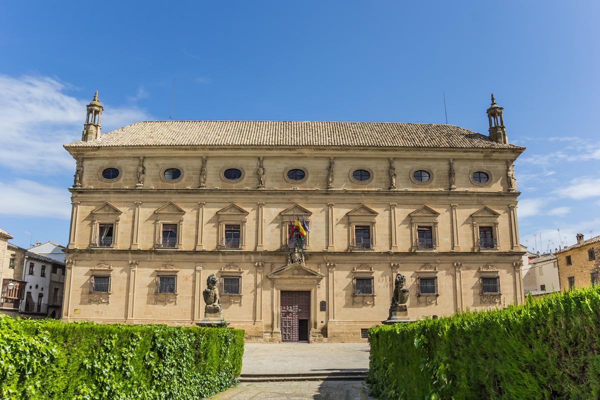 Ayuntamiento de Úbeda.