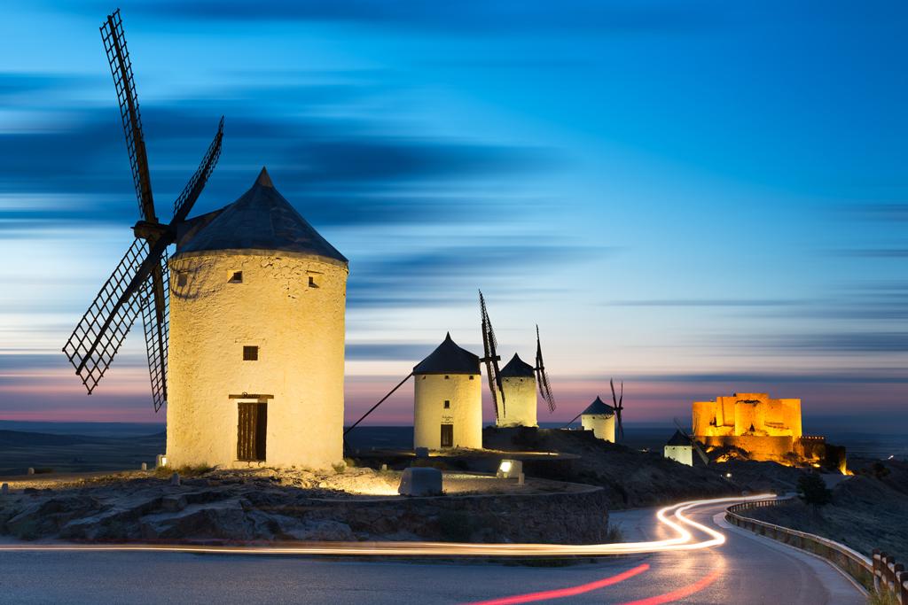 Castilla-La Mancha -