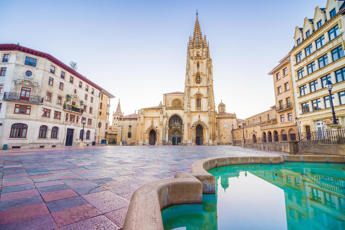 Qué ver en Oviedo.