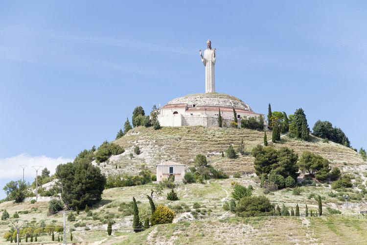 Qué ver en Palencia - Cristo del Otero.