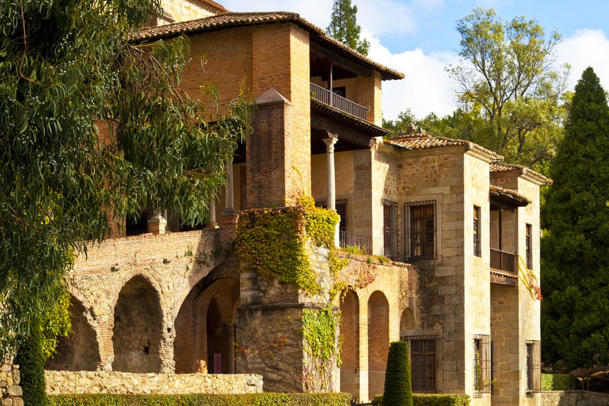 Monasterio de Yuste, Cuacos de Yuste (Cáceres)