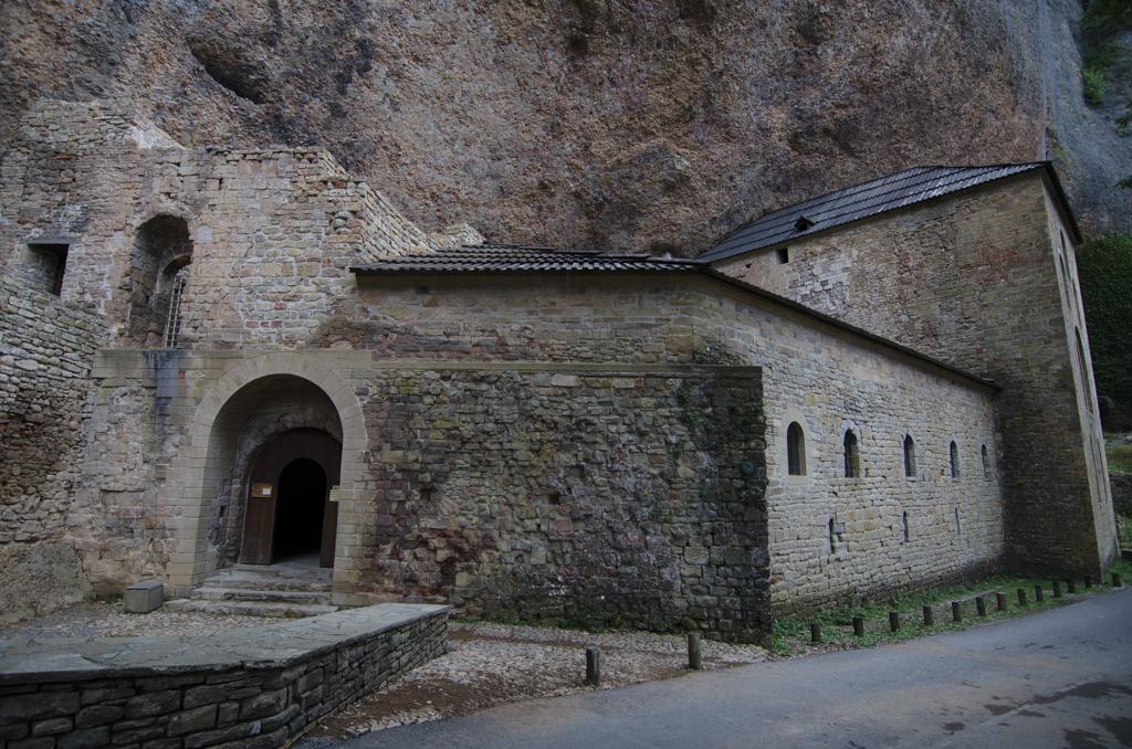 Monasterio de San Juan de la Peña (Huesca)