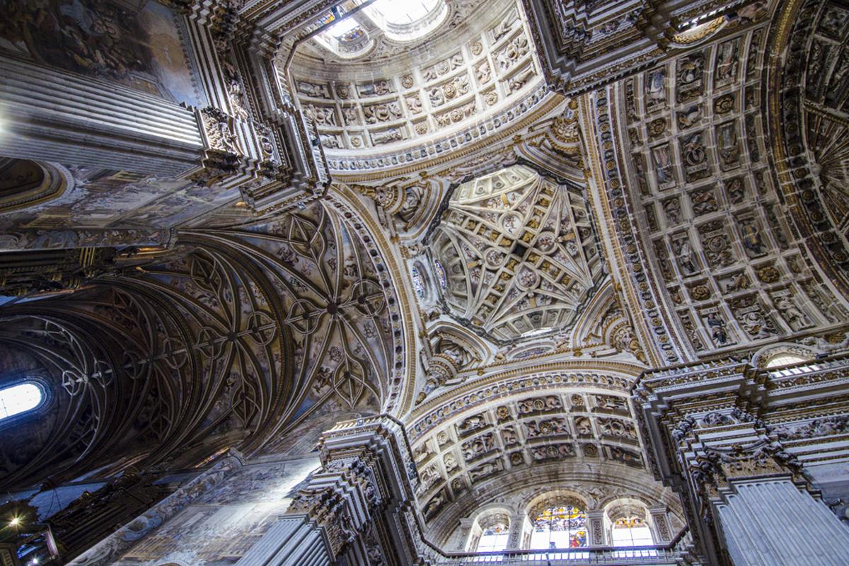 Monasterio de San Jerónimo (Granada) - Iglesia.