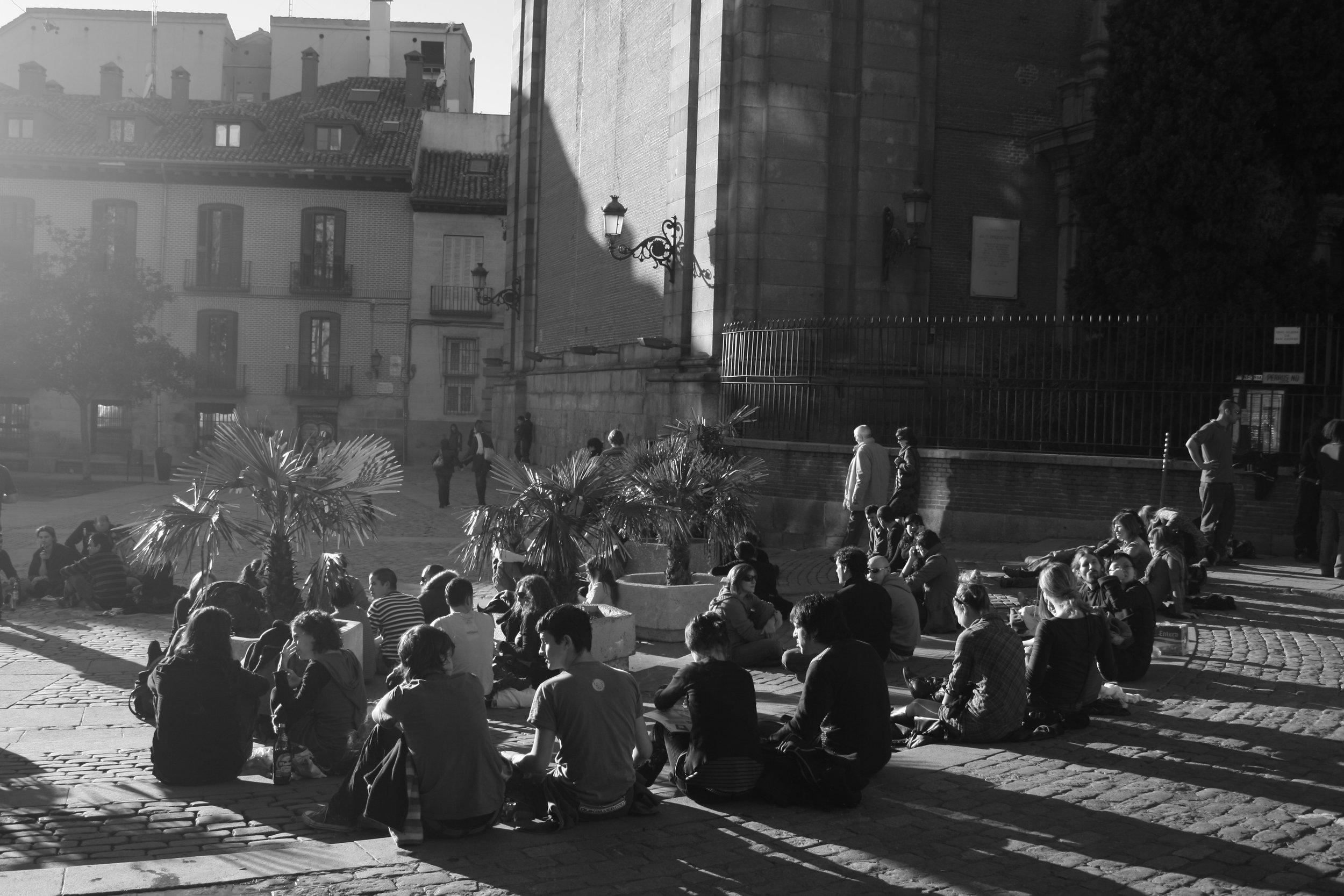 Madrid, epicentro de barrios. - La Latina.