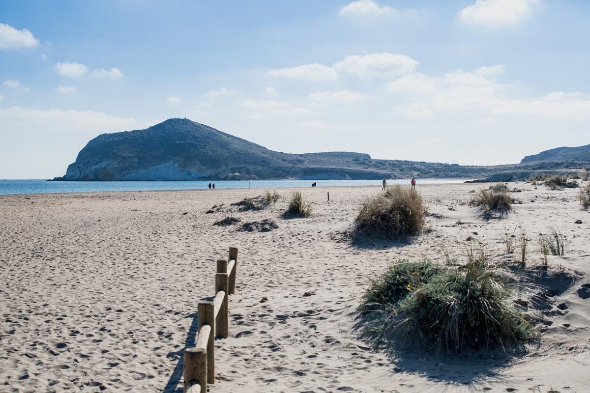 Qué ver en Cabo de Gata - Playa de los Genoveses.