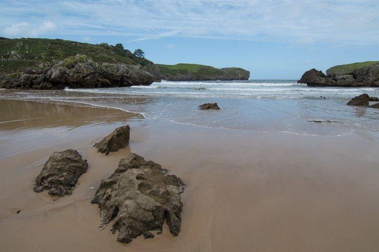 Las playas más bonitas de Asturias - Playa de Borizu